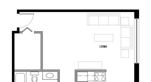 "Type ""C2″ Floor Plan"